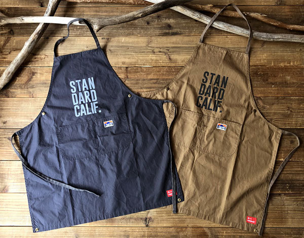 【DELIVERY】 STANDARD CALIFORNIA - Fire Proof Apron_a0076701_16540973.jpg