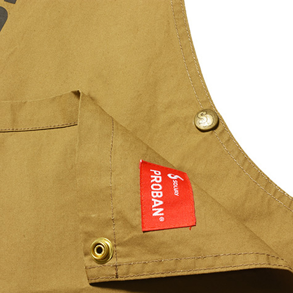 【DELIVERY】 STANDARD CALIFORNIA - Fire Proof Apron_a0076701_16543413.jpg