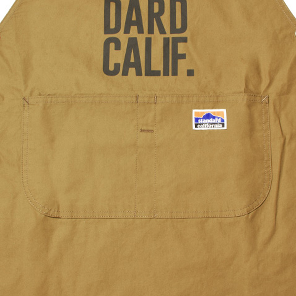 【DELIVERY】 STANDARD CALIFORNIA - Fire Proof Apron_a0076701_16551239.jpg