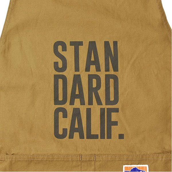 【DELIVERY】 STANDARD CALIFORNIA - Fire Proof Apron_a0076701_16553243.jpg