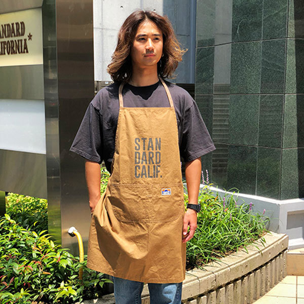 【DELIVERY】 STANDARD CALIFORNIA - Fire Proof Apron_a0076701_16554333.jpg