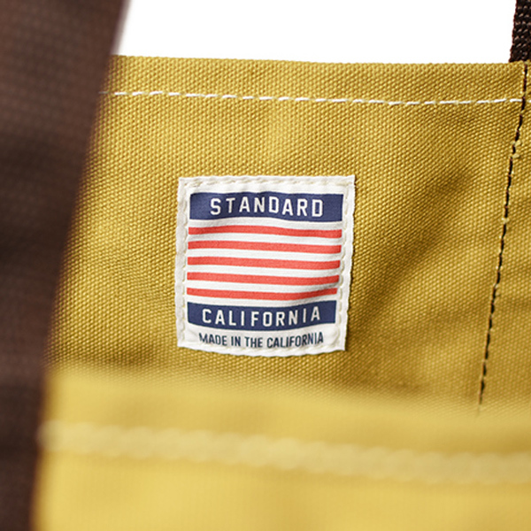 【DELIVERY】 STANDARD CALIFORNIA - Made in USA Canvas Shoulder Bag_a0076701_17095524.jpg