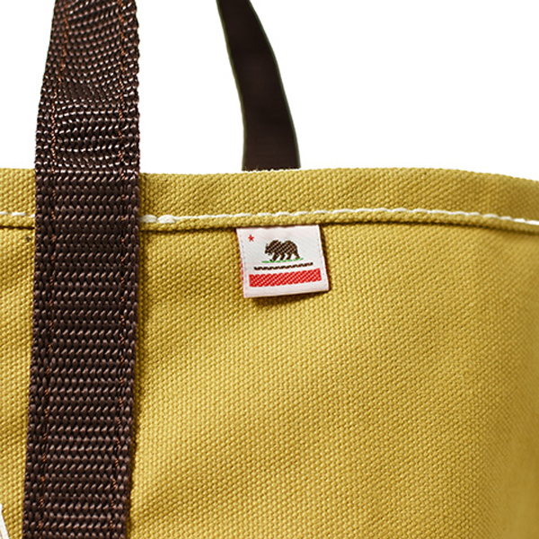 【DELIVERY】 STANDARD CALIFORNIA - Made in USA Canvas Shoulder Bag_a0076701_17100525.jpg