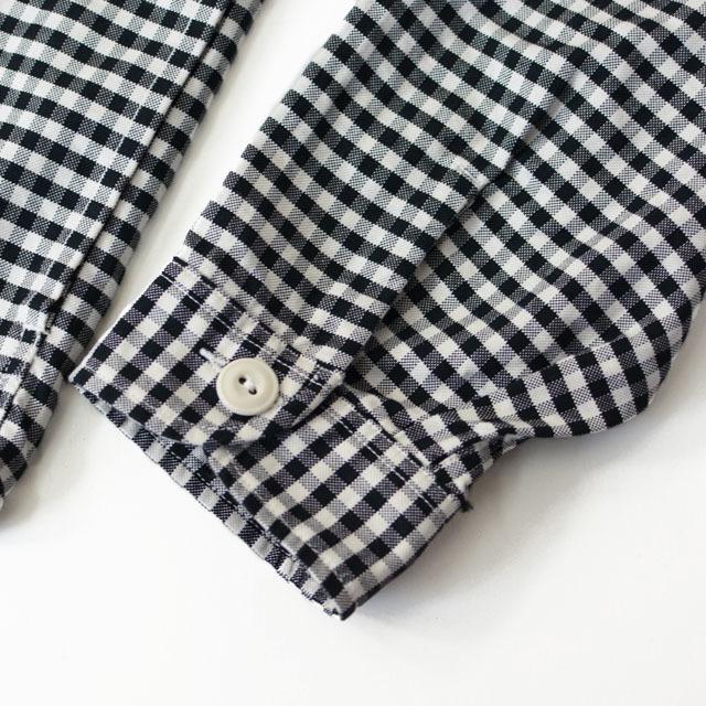 DANTON [ダントン] M\'s L/S OXFORD PLAID SHIRTS [JD-3568TRD] 長袖シャツ・チェックシャツ・格子柄・MEN\'S _f0051306_14395538.jpg