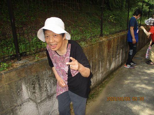 8/6 朝の散歩_a0154110_13392931.jpg