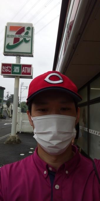 本日も誰もしないアベノマスクよりコンビニのマスクで介護現場に出勤です_e0094315_08264018.jpg