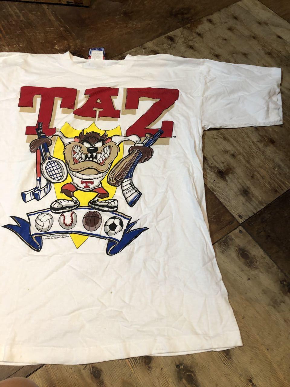 8月8日(土)入荷!90s〜 LOONET TUNES Tシャツ _c0144020_14453414.jpg