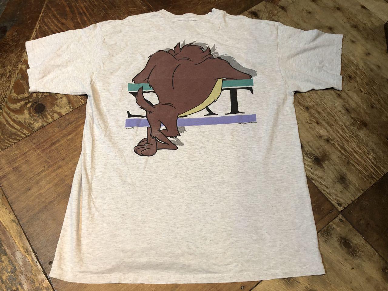 8月8日(土)入荷! MADE IN U.S.A 90s〜 LOONET TUNES ルーニーテューンズ タスマニアン デビル   Tシャツ #4_c0144020_15071128.jpg