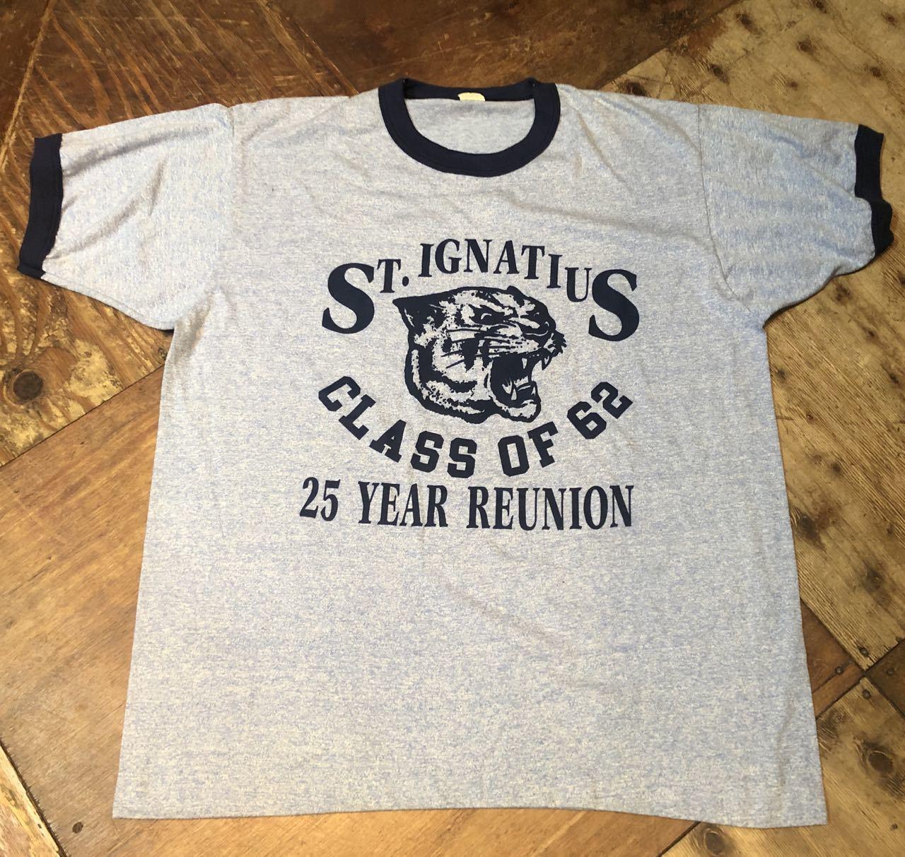 8月8日(土)入荷!80s SCREEN STARS リンガー カレッジ REUNION Tシャツ!_c0144020_15150390.jpg