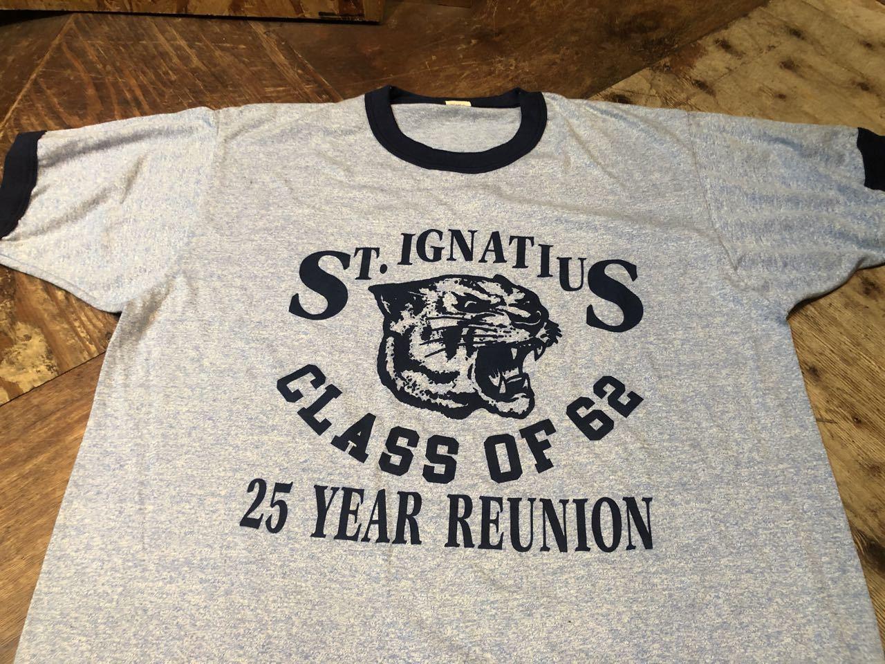 8月8日(土)入荷!80s SCREEN STARS リンガー カレッジ REUNION Tシャツ!_c0144020_15150624.jpg