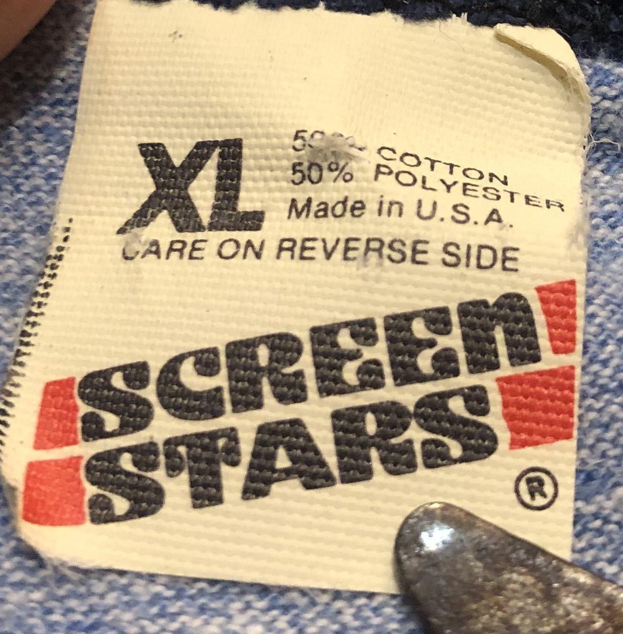8月8日(土)入荷!80s SCREEN STARS リンガー カレッジ REUNION Tシャツ!_c0144020_15151735.jpg