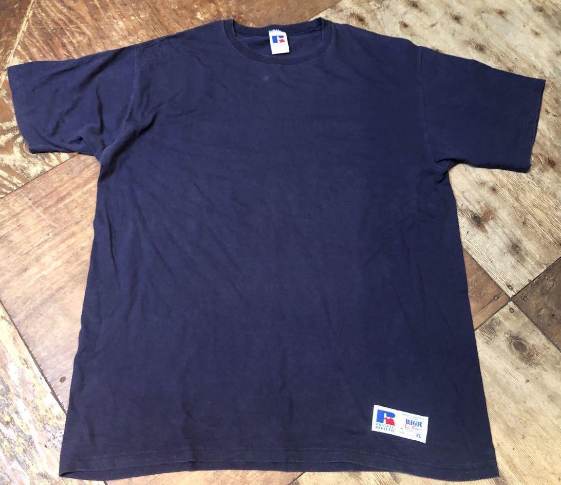 8月8日(土)入荷!MADE IN U.S.A 80s ラッセル HIGH COTTON Tシャツ!_c0144020_15474825.jpg
