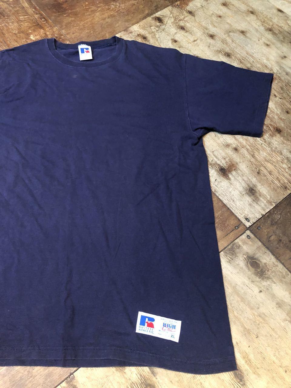 8月8日(土)入荷!MADE IN U.S.A 80s ラッセル HIGH COTTON Tシャツ!_c0144020_15475334.jpg