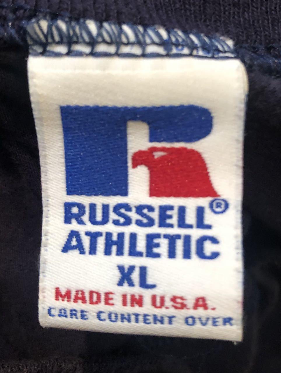 8月8日(土)入荷!MADE IN U.S.A 80s ラッセル HIGH COTTON Tシャツ!_c0144020_15475870.jpg