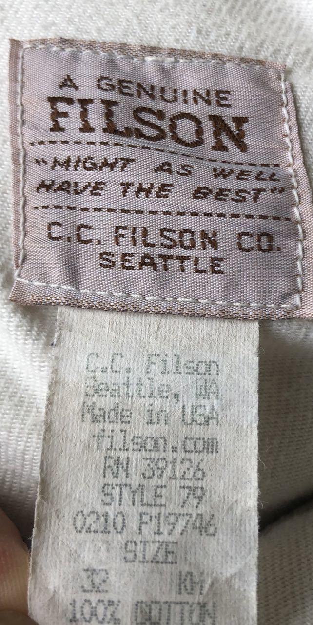 8月8日(土)入荷!MADE IN U.S.A フィルソン FILSON ショートパンツ! _c0144020_15500004.jpg