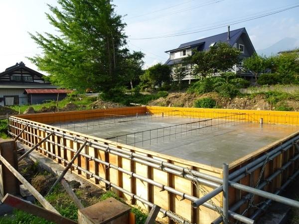 富士見町Tさん邸の現場より 3_a0211886_16464332.jpg