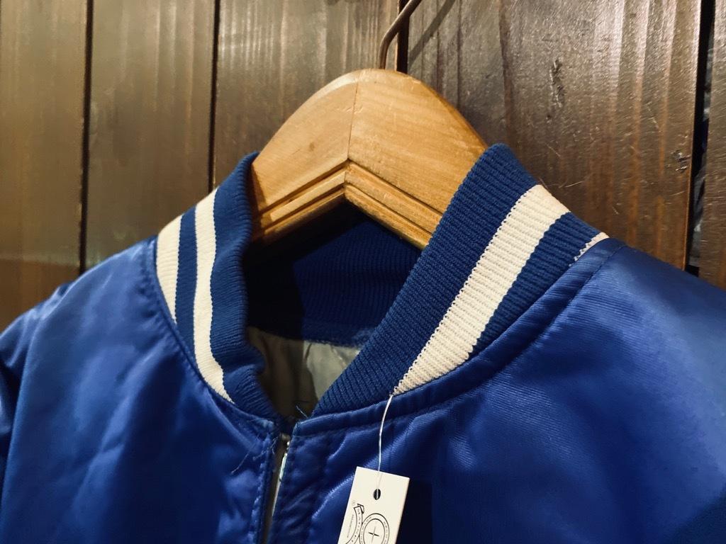 マグネッツ神戸店 8/8(土)Made in U.S.A. Nylon/Satin Varsity Jacket入荷! #1 Satin Varsity JKT!!!_c0078587_00135803.jpeg