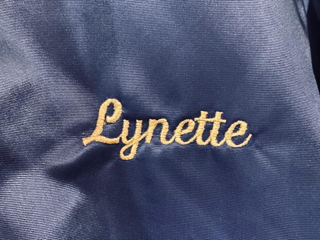 マグネッツ神戸店 8/8(土)Made in U.S.A. Nylon/Satin Varsity Jacket入荷! #1 Satin Varsity JKT!!!_c0078587_00152144.jpeg