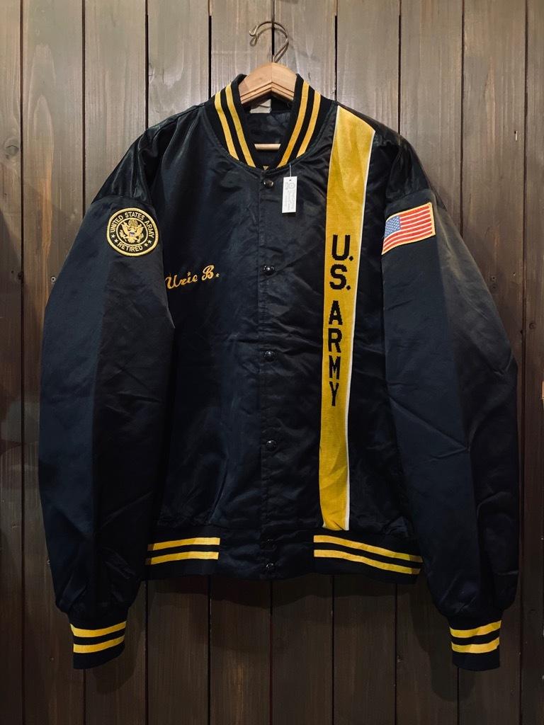 マグネッツ神戸店 8/8(土)Varsity Jacket入荷! #4 Black & White!!!_c0078587_11001428.jpg