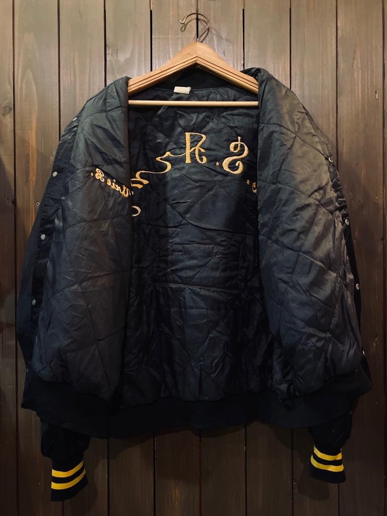 マグネッツ神戸店 8/8(土)Varsity Jacket入荷! #4 Black & White!!!_c0078587_11001561.jpg