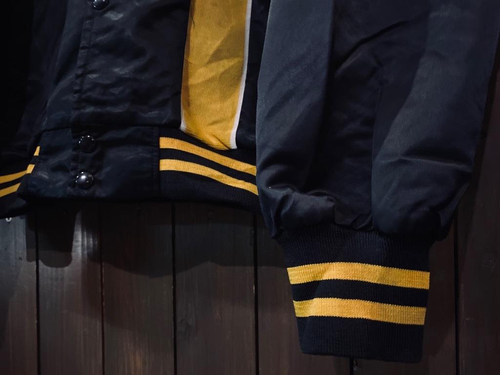 マグネッツ神戸店 8/8(土)Varsity Jacket入荷! #4 Black & White!!!_c0078587_11004385.jpg