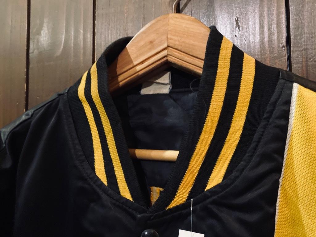 マグネッツ神戸店 8/8(土)Varsity Jacket入荷! #4 Black & White!!!_c0078587_11004499.jpg