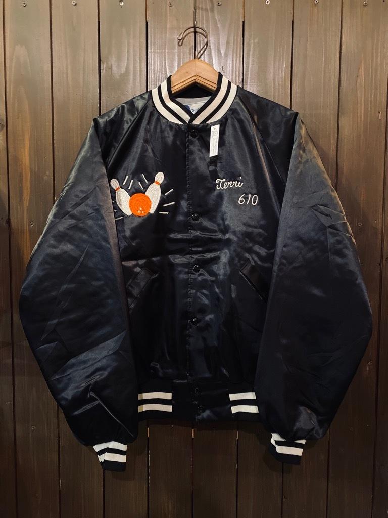 マグネッツ神戸店 8/8(土)Varsity Jacket入荷! #4 Black & White!!!_c0078587_11012259.jpg