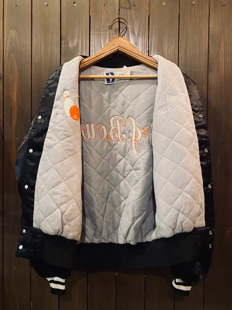 マグネッツ神戸店 8/8(土)Varsity Jacket入荷! #4 Black & White!!!_c0078587_11012271.jpg