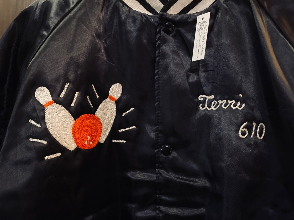 マグネッツ神戸店 8/8(土)Varsity Jacket入荷! #4 Black & White!!!_c0078587_11015214.jpg