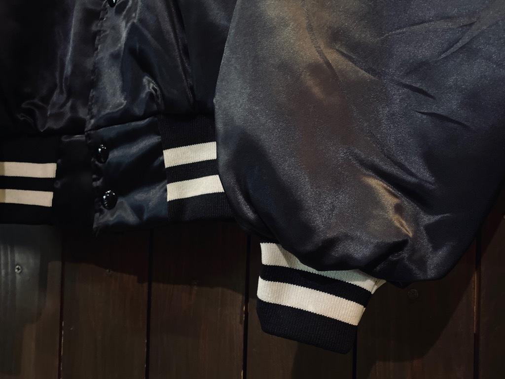 マグネッツ神戸店 8/8(土)Varsity Jacket入荷! #4 Black & White!!!_c0078587_11015334.jpg