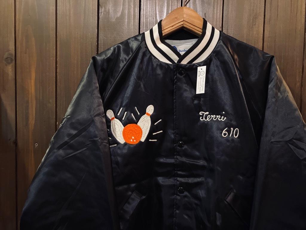 マグネッツ神戸店 8/8(土)Varsity Jacket入荷! #4 Black & White!!!_c0078587_11015341.jpg
