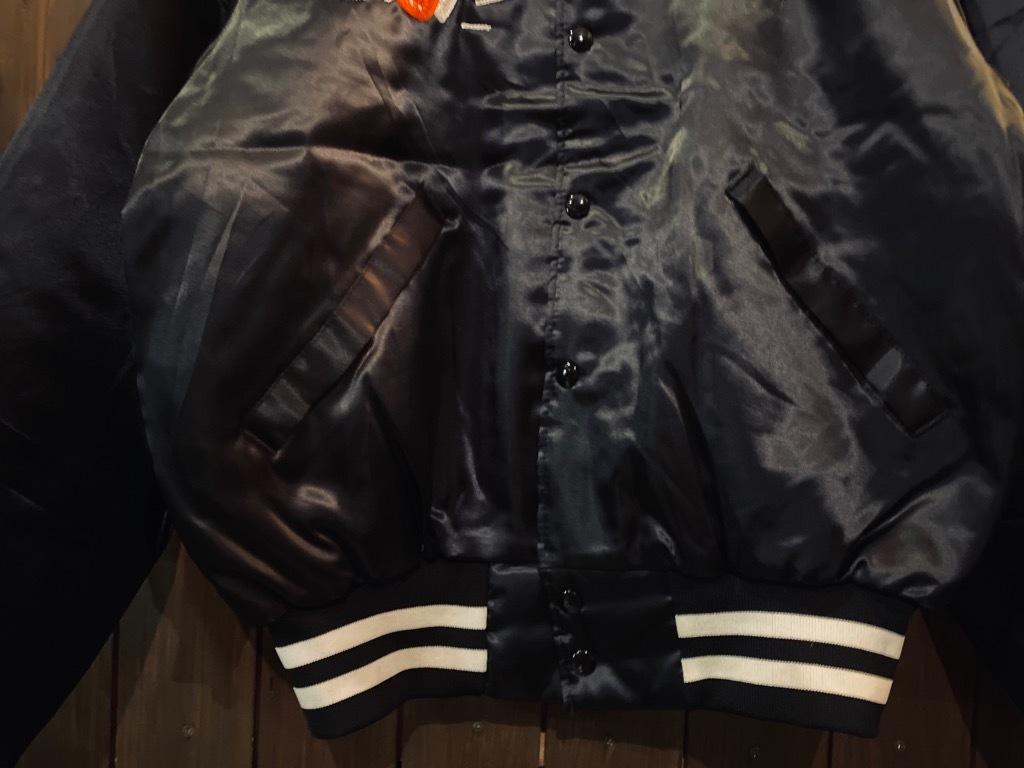 マグネッツ神戸店 8/8(土)Varsity Jacket入荷! #4 Black & White!!!_c0078587_11015378.jpg