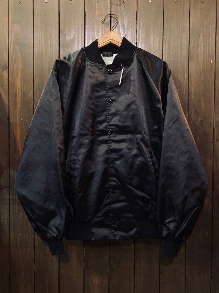 マグネッツ神戸店 8/8(土)Varsity Jacket入荷! #4 Black & White!!!_c0078587_11023017.jpg