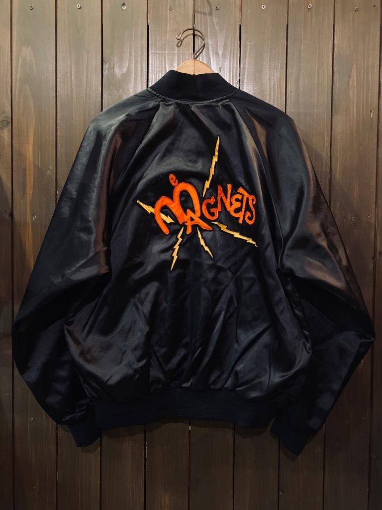 マグネッツ神戸店 8/8(土)Varsity Jacket入荷! #4 Black & White!!!_c0078587_11023065.jpg