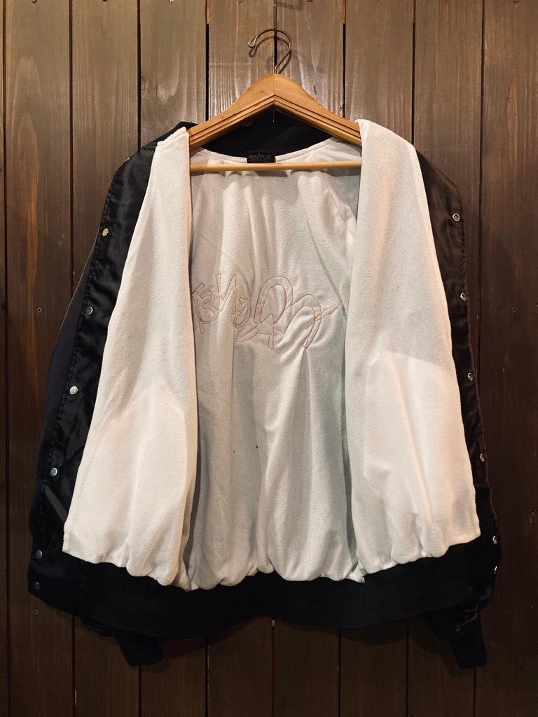 マグネッツ神戸店 8/8(土)Varsity Jacket入荷! #4 Black & White!!!_c0078587_11023082.jpg