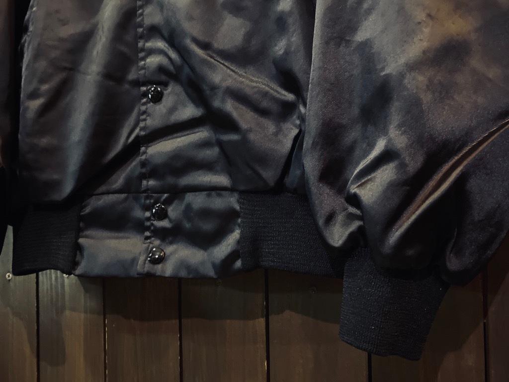 マグネッツ神戸店 8/8(土)Varsity Jacket入荷! #4 Black & White!!!_c0078587_11024904.jpg