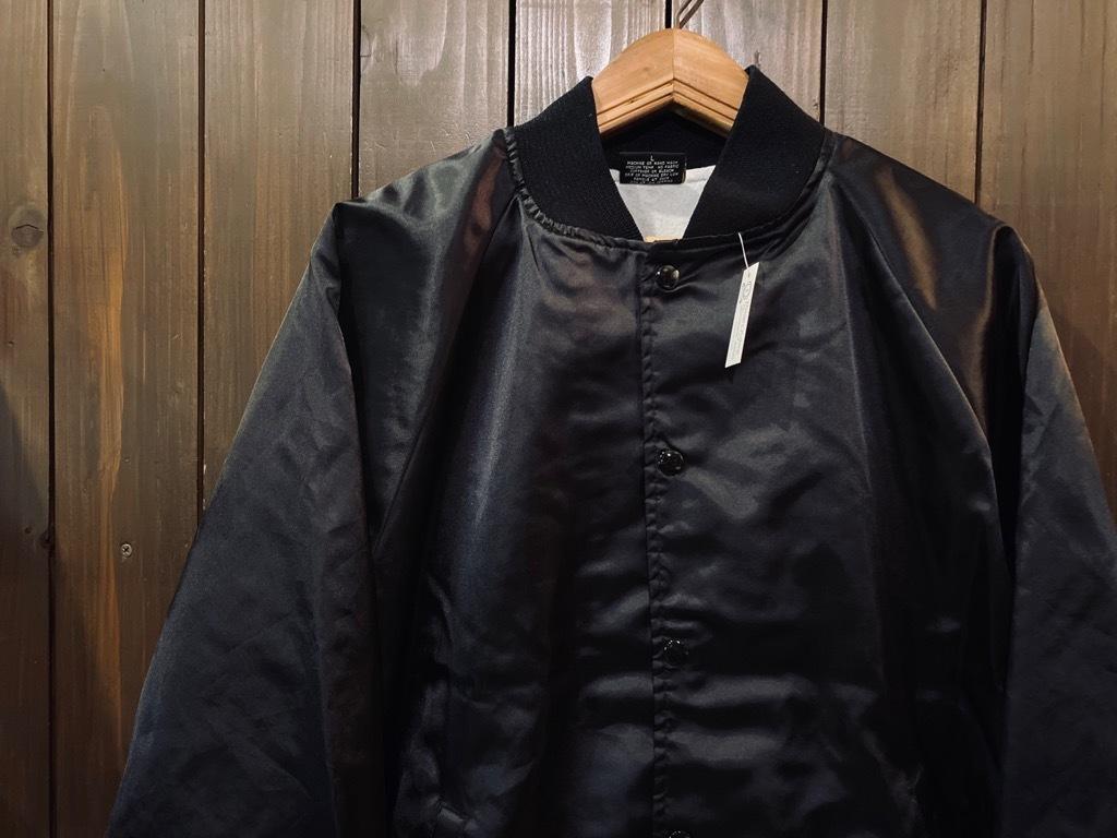 マグネッツ神戸店 8/8(土)Varsity Jacket入荷! #4 Black & White!!!_c0078587_11024922.jpg