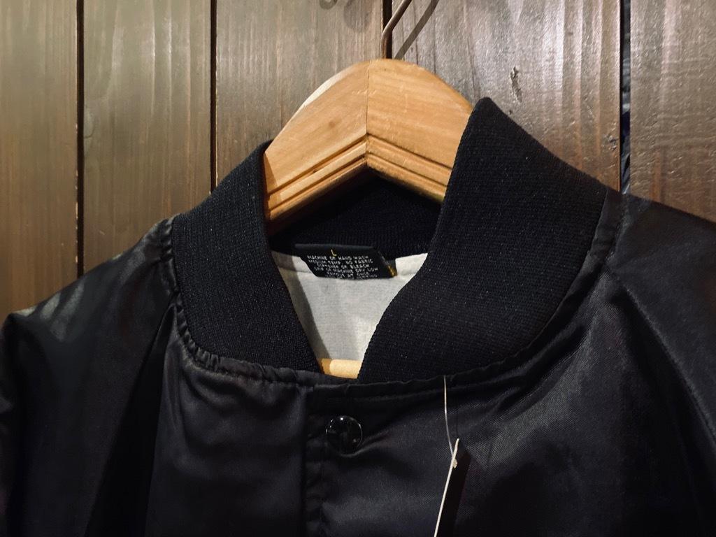 マグネッツ神戸店 8/8(土)Varsity Jacket入荷! #4 Black & White!!!_c0078587_11024955.jpg