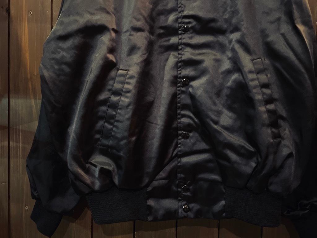 マグネッツ神戸店 8/8(土)Varsity Jacket入荷! #4 Black & White!!!_c0078587_11025031.jpg
