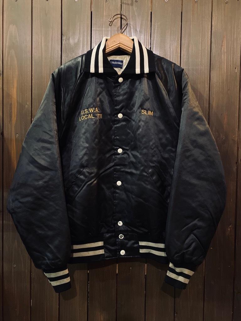 マグネッツ神戸店 8/8(土)Varsity Jacket入荷! #4 Black & White!!!_c0078587_11031796.jpg