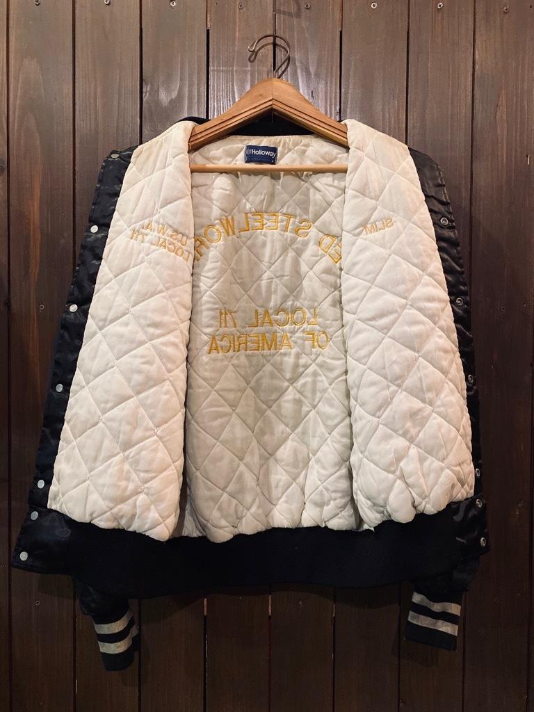 マグネッツ神戸店 8/8(土)Varsity Jacket入荷! #4 Black & White!!!_c0078587_11031823.jpg