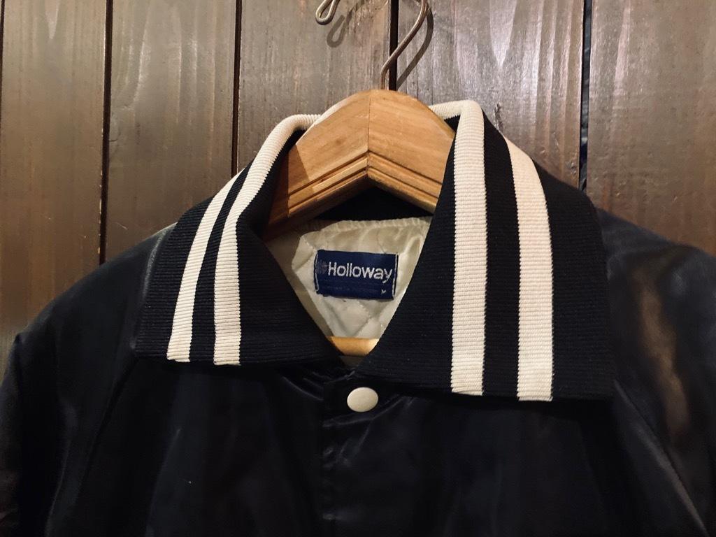 マグネッツ神戸店 8/8(土)Varsity Jacket入荷! #4 Black & White!!!_c0078587_11034840.jpg