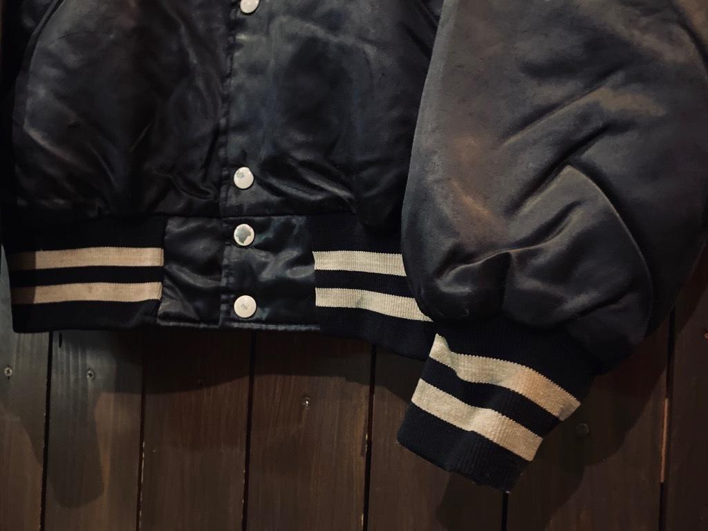 マグネッツ神戸店 8/8(土)Varsity Jacket入荷! #4 Black & White!!!_c0078587_11034848.jpg
