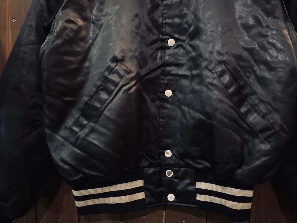マグネッツ神戸店 8/8(土)Varsity Jacket入荷! #4 Black & White!!!_c0078587_11034860.jpg