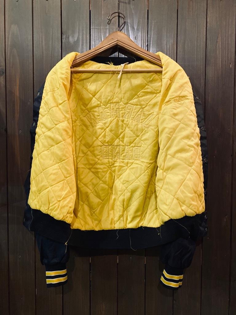 マグネッツ神戸店 8/8(土)Varsity Jacket入荷! #4 Black & White!!!_c0078587_11041652.jpg