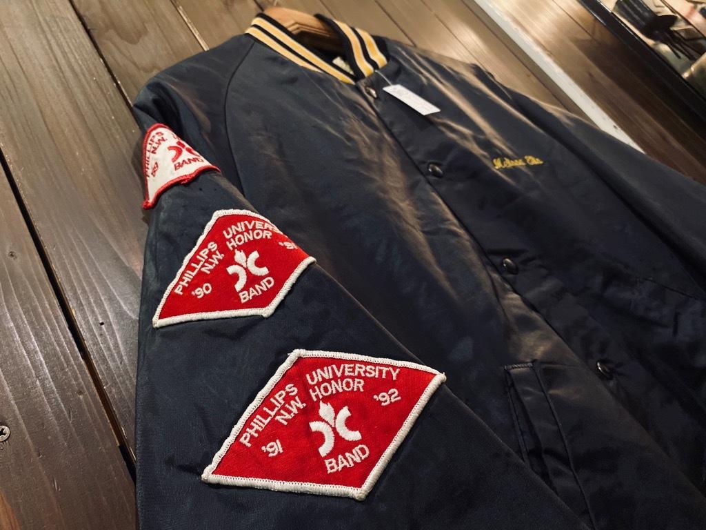 マグネッツ神戸店 8/8(土)Varsity Jacket入荷! #4 Black & White!!!_c0078587_11041674.jpg