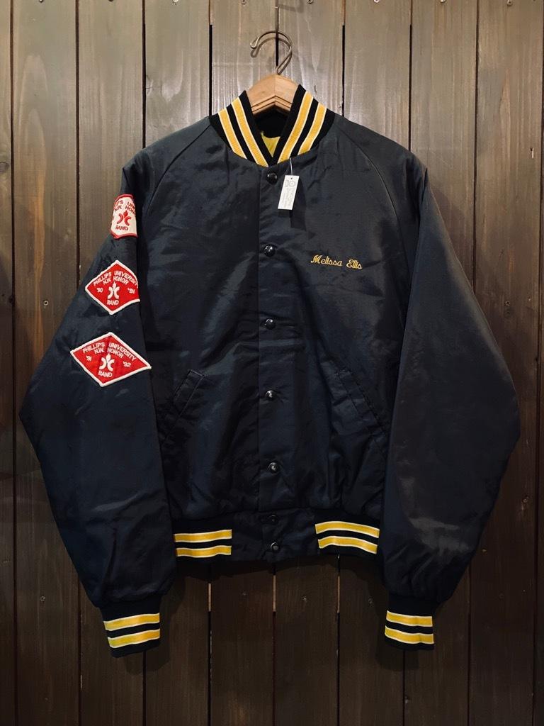 マグネッツ神戸店 8/8(土)Varsity Jacket入荷! #4 Black & White!!!_c0078587_11041682.jpg