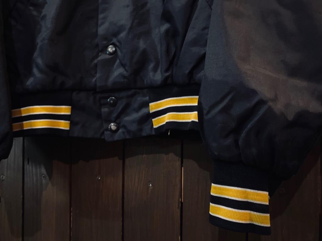マグネッツ神戸店 8/8(土)Varsity Jacket入荷! #4 Black & White!!!_c0078587_11044510.jpg