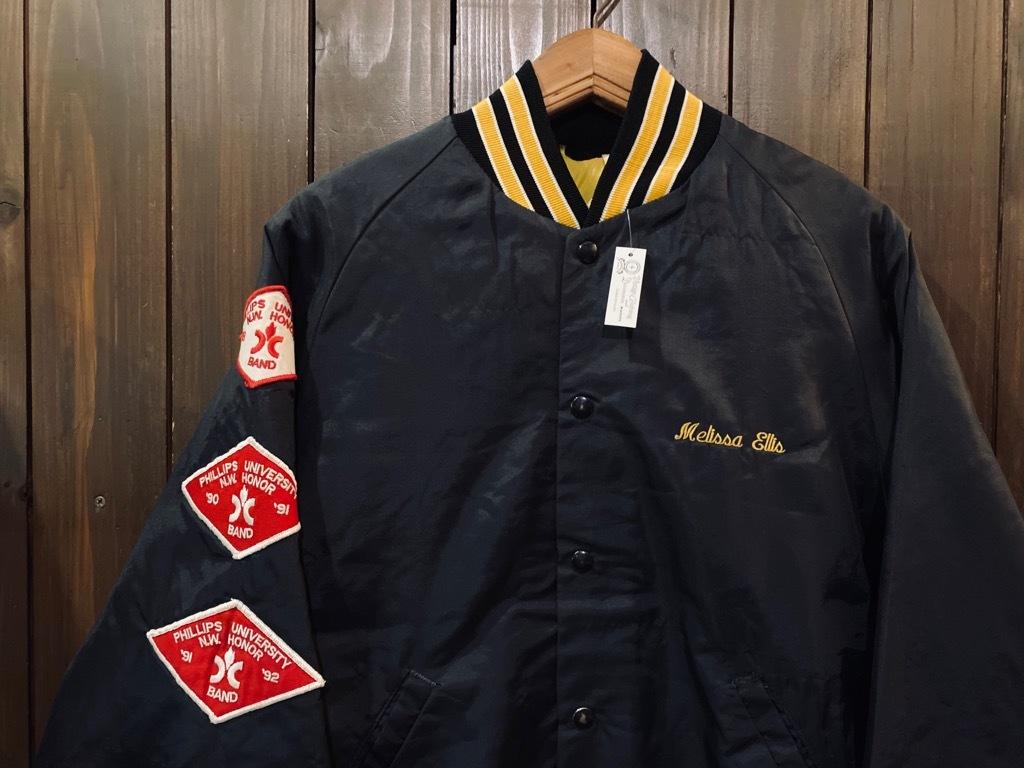 マグネッツ神戸店 8/8(土)Varsity Jacket入荷! #4 Black & White!!!_c0078587_11044665.jpg