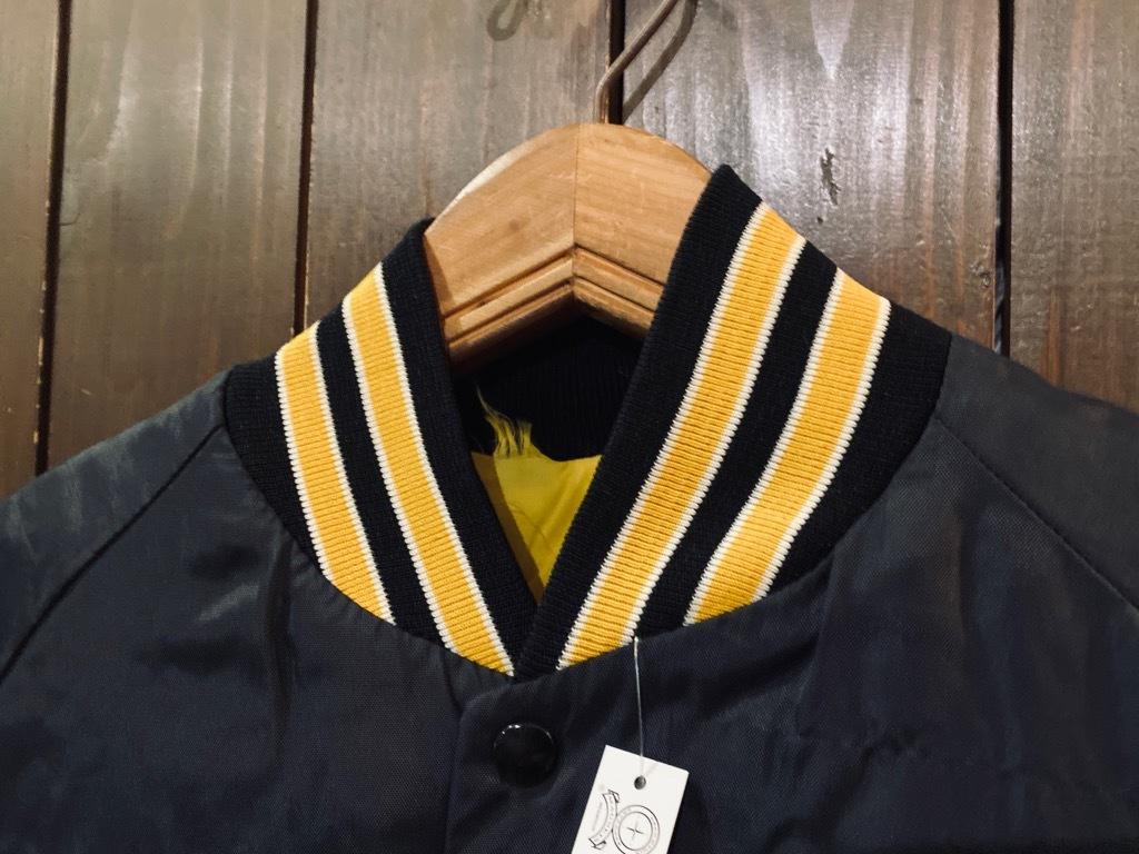 マグネッツ神戸店 8/8(土)Varsity Jacket入荷! #4 Black & White!!!_c0078587_11044686.jpg
